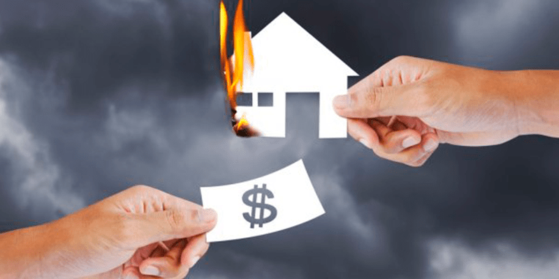 Seguro residencial contra incêndio